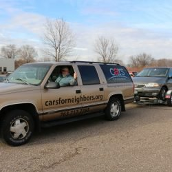 If your car doesn't run, we'll pick it up. Any vehicle can help a neighbor in need.